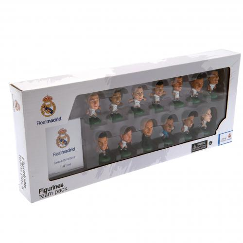 Real Madrid F.C. SoccerStarz Team Pack