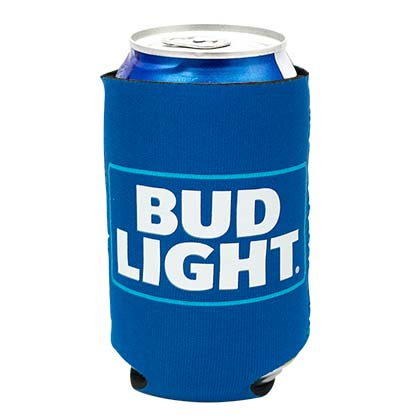 BUD LIGHT Collapsible Koozie