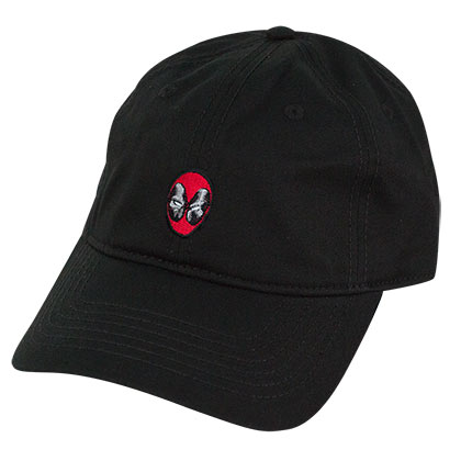 DEADPOOL Black Dad Hat