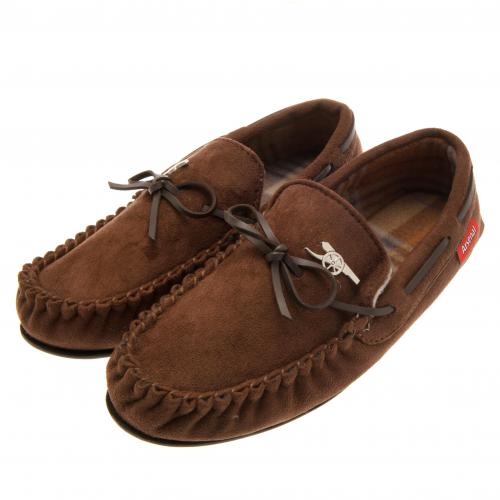Arsenal F.C. Moccasins Mens 7/8