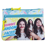 Soy Luna (Faces) pencil case big