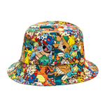 Pokémon - Rain Hat with Characters