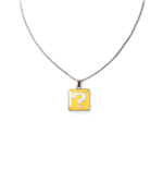 Nintendo - Question Mark Box Necklace
