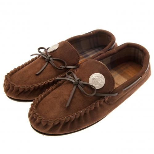 Manchester City F.C. Moccasins Mens 7/8