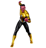 DC Comics ARTFX+ PVC Statue 1/10 Sinestro (The New 52) 23 cm