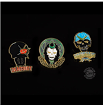 Suicide Squad Pin 3-Set 1