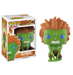 Street Fighter POP! Games Vinyl Figure Blanka 9 cm