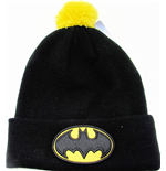 Batman Beanie Bobble Logo