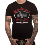 Deep Purple T-shirt - Speed King