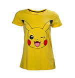 Pokémon - Women's Blinking Pikachu T-shirt