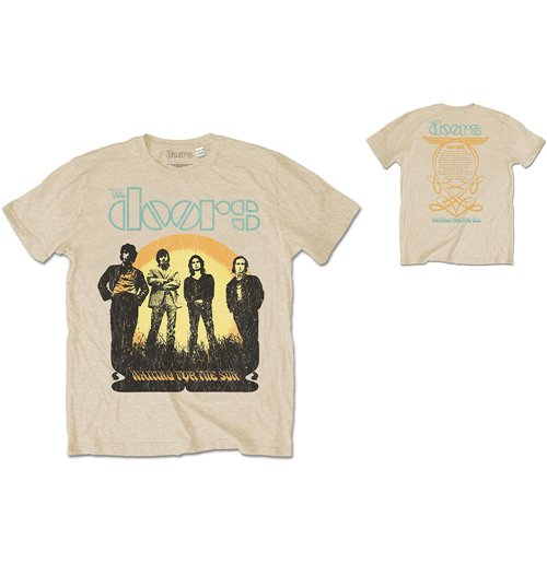 The Doors Men's Special Edition Tee: 1968 Tour