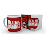 Realm Of The Damned Mug Logo