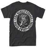 Gas Monkey Garage T-shirt  - BLOOD, Sweat & Beers