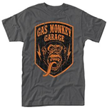 Gas Monkey Garage T-shirt - Shield