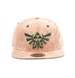 Zelda - Cork Snapback, Triforce Logo