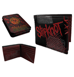 Slipknot - Leather Wallet With Tin
