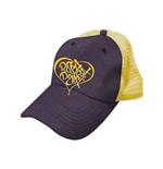 Pussycat Dolls - Purple/yellow Trucker Cap
