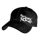 MCR - Black/White Flex Cap