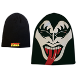 Kiss - Beanie The Demon German Logo