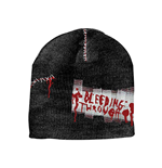 Bleeding Through - Embroidered Beanie