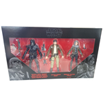 Star Wars Rogue One Black Series Action Figure 3-Pack 2016 Rebels vs. Imperials 2016 Exclusive 15 cm