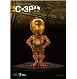 Star Wars Egg Attack Statue with Sound & Light Up C-3PO 13 cm