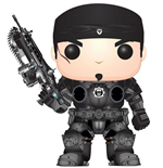 Gears of War POP! Games Vinyl Figure Marcus Fenix 9 cm