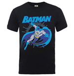 DC Comics Men's Tee: Originals Batman Leap