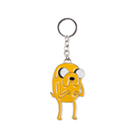 Adventure Time - Jake Metal Keychain