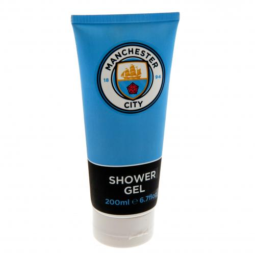 Manchester City F.C. Shower Gel