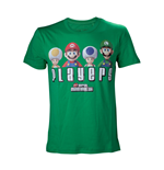 Nintendo - SMB Players T-Shirt
