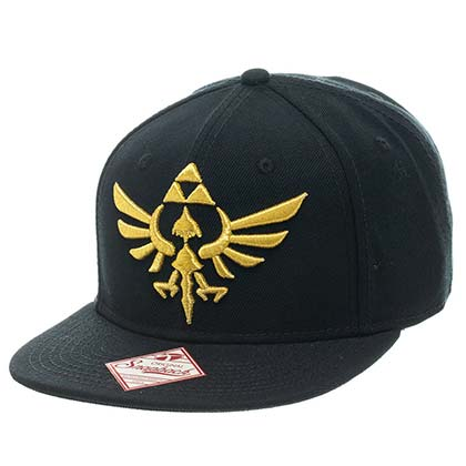 LEGEND OF ZELDA Golden Triforce Hat