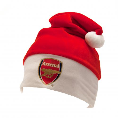 Arsenal F.C.Supersoft Santa Hat