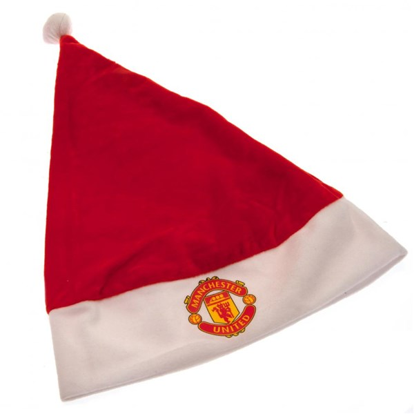 Manchester United F.C.Supersoft Santa Hat