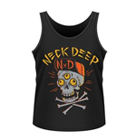 Neck Deep Tank Top 244225