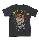 Neck Deep T-shirt 244226