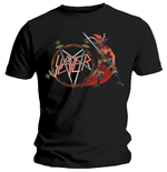 Slayer Men's Tee: Show No Mercy