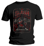 Slash Men's Tee: Whiskey Label