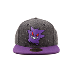 Pokémon - Gengar Grey Snapback With Purple Bill