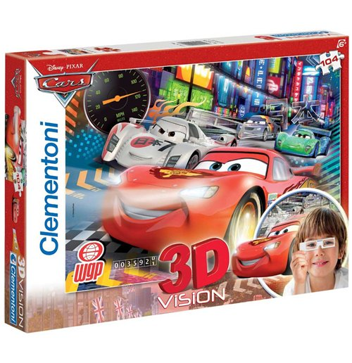 Cars Puzzles 244483