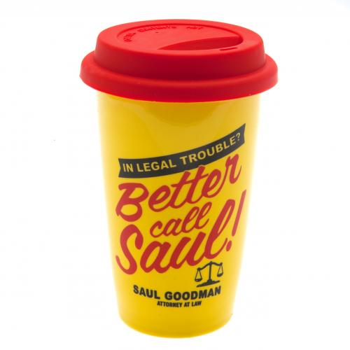 Better Call Saul Ceramic Travel Mug