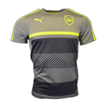 2016-2017 Arsenal Puma Third Training Jersey (Steel Grey) - Kids