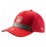 2016-2017 Arsenal Puma Performance Cap (Red)