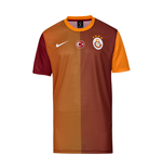 2016-2017 Galatasaray Home Nike Supporters Shirt (Kids)