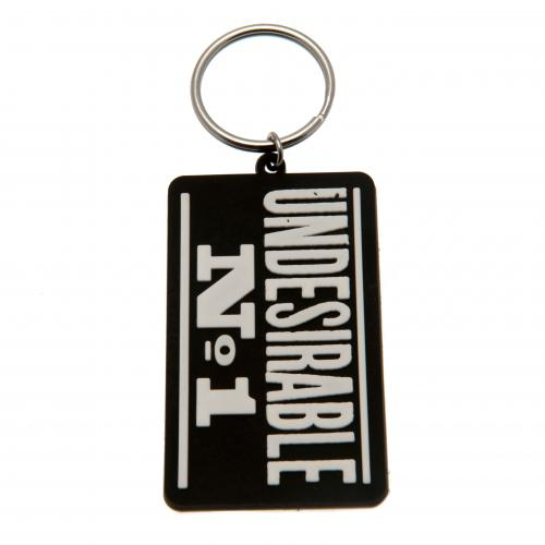 Harry Potter Keyring Undesirable