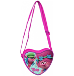 Trolls shoulder bag heart