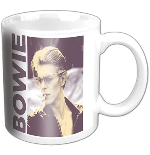 David Bowie - Boxed Premium Mug: Smoking
