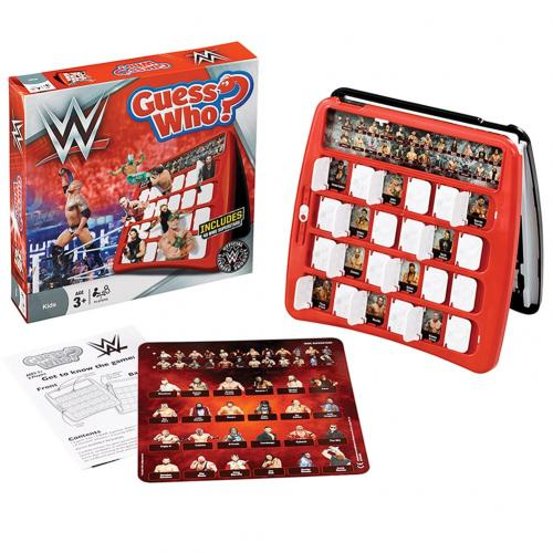 WWE Edition Guess Who