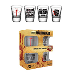 The Walking Dead Glassware 244918