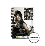 The Walking Dead Scratch Pad 244919